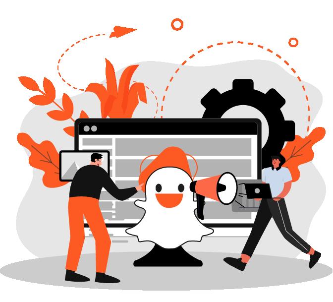 Mena Bloom Snapchat Management Services