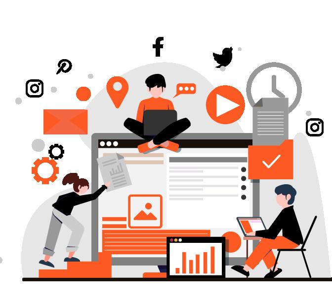 Social Media Publishing